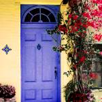 """The Blue Door"" by CricketNoel"