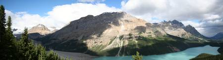 Banff - Petyro Lake