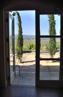 doorway  to wine country