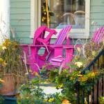 """purple chairs"" by choose2see"