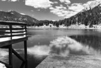 Lily Lake in BW II