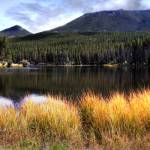 """Sprague Lake at RMNP 02"" by Cynthia_Burkhardt"