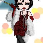 """Flapper Gal"" by Izzib3th"