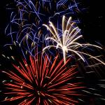 """""""Fireworks 15 - Red, White and Blue"""" by ktpupp"""