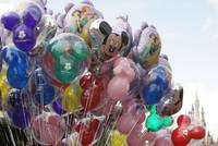 Disney Balloons - $7.00 a pop