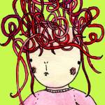 """Crazy Hair"" by emilyrose"