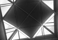 Rooflight, Stanstead airport