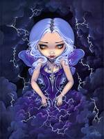 Dress of Storms Fairy