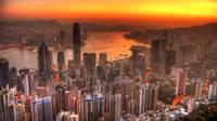 Hong Kong dawn