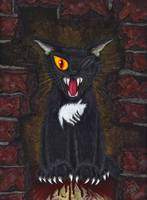 The Black Cat ; E A Poe Horror
