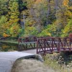 """Number Six Lake Bridge (IMG_6290)"" by jvandyke"