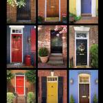 """Doors of Old Town postcard"" by DoorsofOldTown"