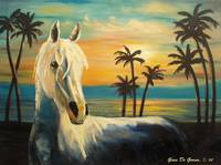 Horses in Paradise, Tell Me Your Dream