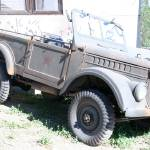 """Military Jeep in Sun"" by holdstillphotos"