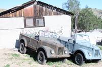 Retired War Jeeps