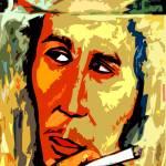 """""""Bob Marley"""" by jruiz"""