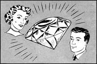 Big Diamond, 1959 ad