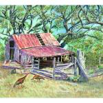 """Barn"" by SylviaRamsey"
