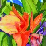 """Gladiolia ImageKind"" by SylviaRamsey"