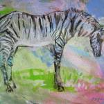"""Zebra"" by AnnOsgood"