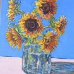 """""""sunflowers"""" by AnnOsgood"""
