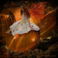 Pumpkin Fairy Princess