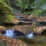 """Fall Creek Gorge - Potholes #2 (IMG_6325)"" by jvandyke"
