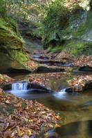 Fall Creek Gorge - Potholes #2 (IMG_6325) by Jeff VanDyke