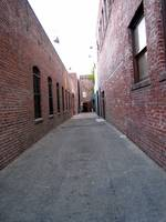 Old Town alley, 2