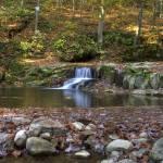 """Fall Creek Gorge - Waterfall #3 (IMG_6343+)"" by jvandyke"