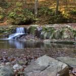 """Fall Creek Gorge - Waterfall #4 (IMG_6349+)"" by jvandyke"