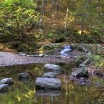 """Fall Creek Gorge - Waterfall #5 (IMG_6354+)"" by jvandyke"