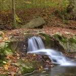 """Fall Creek Gorge - Waterfall #8 (IMG_6402+)"" by jvandyke"