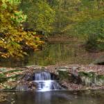 """Fall Creek Gorge- Waterfall- Final Shot (IMG_6410)"" by jvandyke"