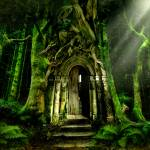 """The Emerald Forest"" by AngelaBarnett"