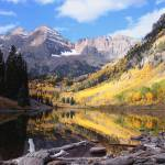 """Maroon Bells"" by RupZip"