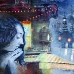 """""""Girl in Paris"""" by JamesCarroll"""