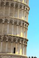 Leaning Tower Detail