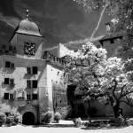 """Lenzburg Castle"" by stolenshadows"