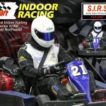 """Steve - Sykart 2007 Fall Indoor Kart Racing League"" by Kart-Race-Art"