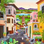 """""""Mi Pueblo"""" by delRio"""