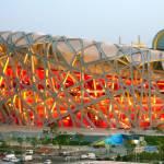 """beijing olympic stadium - bird"