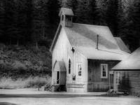 St Saviours Church Barkerville BC