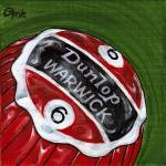 """Dunlop Warwick Golf Ball"" by Greve"