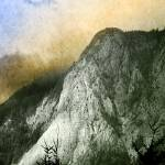 """Mt Si Late Summer With Textures"" by mattnjohnson"