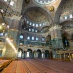 """Yeni Cami (New Mosque) in Istanbul, Turkey"" by canbalci"