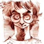 """Harry-Potter-sketch"" by nelson"