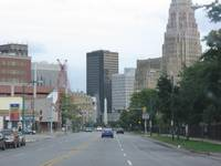 Entering downtown Buffalo, NY! See the notes!