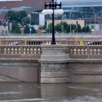 """Des Moines, IA - Des Moines River - Floods of 08"" by lividity101"