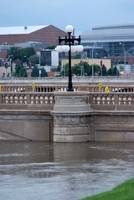 Des Moines, IA - Des Moines River - Floods of 08